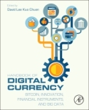 Dust Jacket for Digital Currency book.